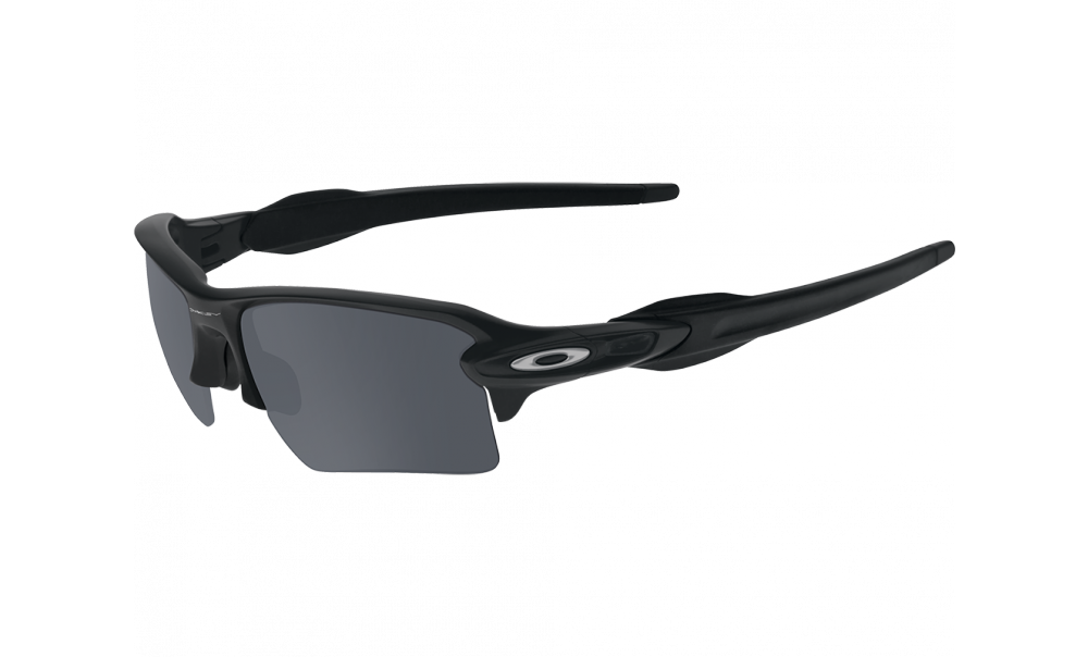 Oakley FLAK 2.0 matte black / black iridium