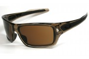 Oakley Turbine Brown smoke / dark Bronze
