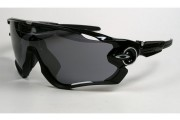 Oakley Jaw Breaker polished Black / Black iridium,