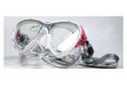 Cressi Eyes Evolution crystal pink
